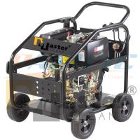 Máy phun rửa áp lực động cơ Diesel Masterclean MCK250